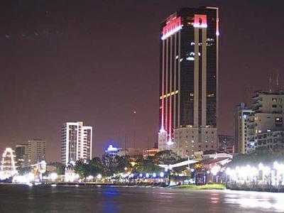 Felices fiestas Guayaquil!!!